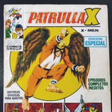Cómics: NORMAL ESTADO LA PATRULLA X 12 VERTICE TACO VOL I. Lote 192360185