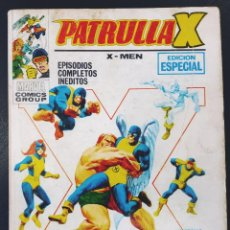 Cómics: NORMAL ESTADO LA PATRULLA X 17 VERTICE TACO VOL I. Lote 192360197