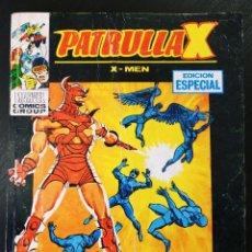 Cómics: NORMAL ESTADO LA PATRULLA X 23 VERTICE TACO VOL I. Lote 192360223