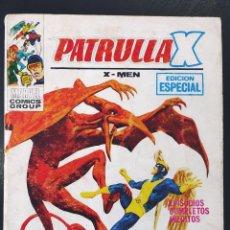 Cómics: NORMAL ESTADO PATRULLA X 28 VERTICE TACO VOL I. Lote 192360306
