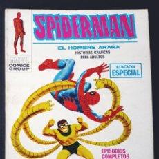 Comics: MUY BUEN ESTADO SPIDERMAN 21 VERTICE TACO VOL I. Lote 192360556