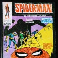 Cómics: NORMAL ESTADO SPIDERMAN 7 VERTICE TACO VOL I. Lote 192360755