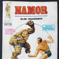 Cómics: NORMAL ESTADO NAMOR 3 VERTICE TACO VOL I. Lote 192361023
