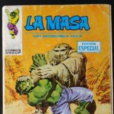 Cómics: NORMAL ESTADO LA MASA 9 VERTICE TACO. Lote 192361432