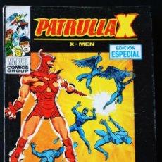 Cómics: BUEN ESTADO LA PATRULLA X 23 VERTICE TACO. Lote 192361497