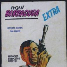 Cómics: NORMAL ESTADO AQUI BARRACUDA 3 VERTICE TACO. Lote 192361555