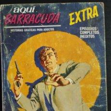 Cómics: NORMAL ESTADO AQUI BARRACUDA 13 VERTICE TACO. Lote 192361565