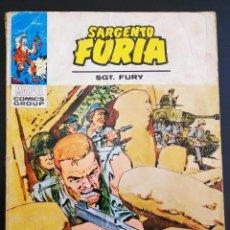Cómics: ESTADO NORMAL SARGENTO FURIA 23 VERTICE TACO. Lote 192361827