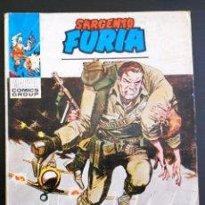 Cómics: BUEN ESTADO SARGENTO FURIA 10 VERTICE TACO. Lote 192361838