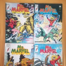 Cómics: MS.MARVEL MUNDI COMICS VOL 1 NUMEROS 2,4,8,9. Lote 192392928