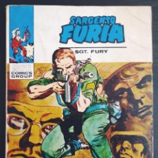 Cómics: BUEN ESTADO SARGENTO FURIA 12 VERTICE TACO. Lote 192413016
