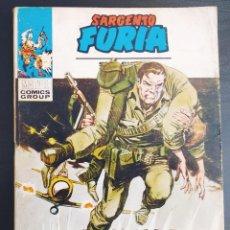 Cómics: BUEN ESTADO SARGENTO FURIA 10 VERTICE TACO. Lote 192413018