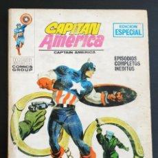 Cómics: NORMAL ESTADO CAPITAN AMERICA 10 VERTICE TACO. Lote 192413033