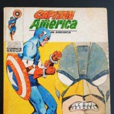 Cómics: NORMAL ESTADO CAPITAN AMERICA 35 VERTICE TACO. Lote 192413036