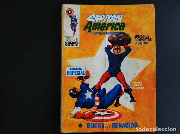 NORMAL ESTADO CAPITAN AMERICA 14 VERTICE TACO (Tebeos y Comics - Vértice - Capitán América)