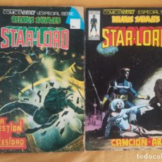 Cómics: RELATOS SALVAJES STAR-LORD 59,61. Lote 192460632