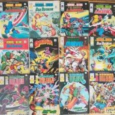 Cómics: HEROES MARVEL PRESENTA 9,11,13,14,16,17,26,34,42,49,52,55,61,62,63,64,65,66. Lote 192461523
