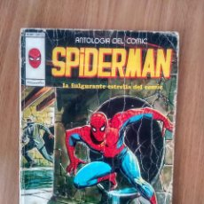 Cómics: SPIDERMAN ANTOLOGIA DEL COMIC 17 (STAN LEE, STEVE DITKO, LOPEZ ESPÍ) - ED VERTICE 1979- RÚSTICA. Lote 192552781