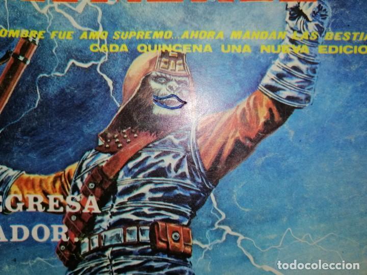 Cómics: EL PLANETA DE LOS MONOS - VOL. 2 - Nº 11 - VÉRTICE 1977 - Foto 4 - 192647793