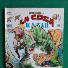 Cómics: LA COSA Nº 57 VERTICE V2. Lote 192803381