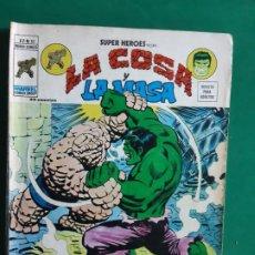 Cómics: LA COSA Nº 50 VERTICE V2. Lote 192803488