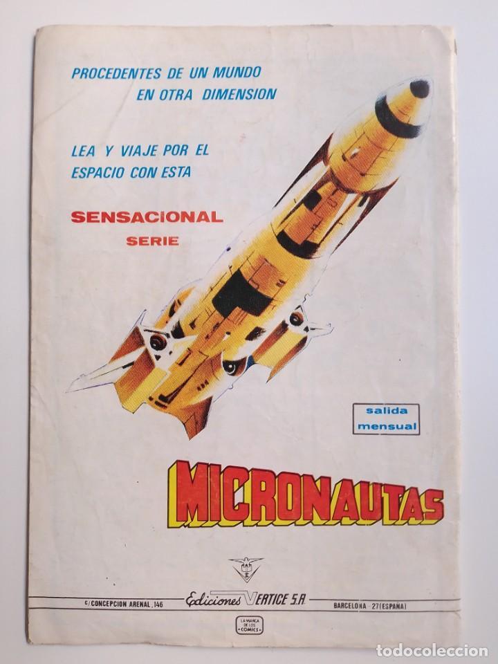 Cómics: SUPER HÉROES presenta: EL HOMBRE COSA Nº 4 - 82- MUNDICOMICS ADULTOS EL GONG DE LA CONDENA - Foto 4 - 192854161
