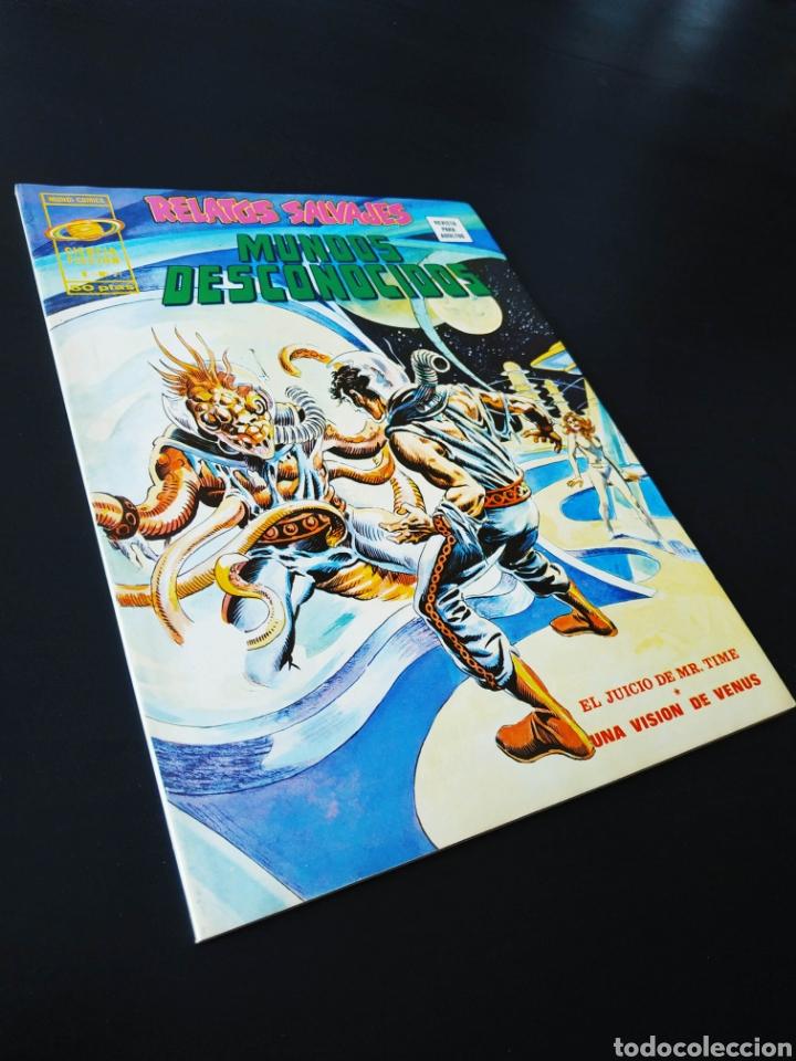 DE KIOSCO RELATOS SALVAJES 21 VERTICE (Tebeos y Comics - Vértice - Relatos Salvajes)