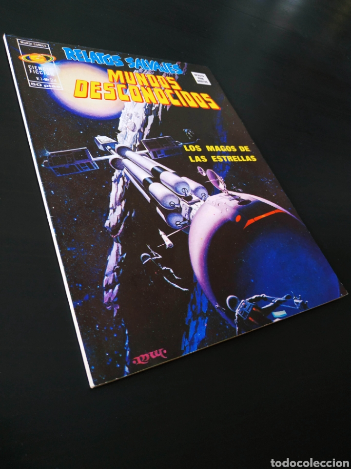 DE KIOSCO RELATOS SALVAJES 24 VERTICE (Tebeos y Comics - Vértice - Relatos Salvajes)