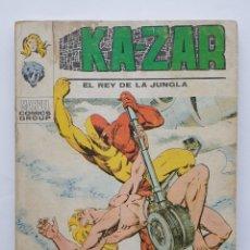 Cómics: KA-ZAR Nº 6. VOL. 1 VERTICE KAZAR. Lote 193203055