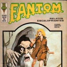 Cómics: FANTOM VÉRTICE Nº 11. Lote 193255490