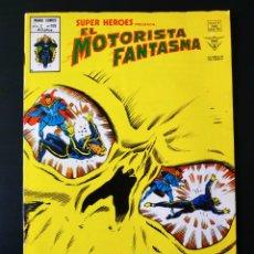 Cómics: CASI EXCELENTE ESTADO SUPER HEROES 106 VERTICE VOL II. Lote 193300382