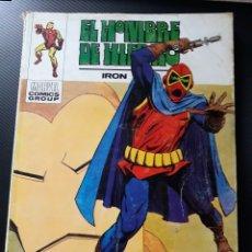 Comics : EL HOMBRE DE HIERRO- EL MERODEADOR ENMASCARADO VIVE - VERTICE. Lote 193332608
