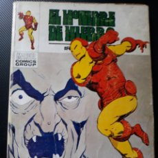 Comics : EL HOMBRE DE HIERRO- LA VENGANZA DE RAS PUTIN- VERTICE. Lote 193332693