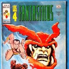 Comics : LOS 4 FANTASTICOS VOL. 3 Nº 18 - ¡CARA A CARA CON NAMOR'' - VÉRTICE . Lote 193163935
