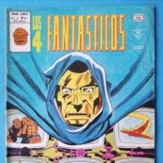Comics : LOS 4 FANTASTICOS VOL. 3 Nº 22 - LA BATALLA DEL EDIFICIO BAXTER - VÉRTICE. Lote 193164208