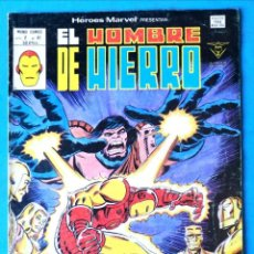 Cómics: EL HOMBRE DE HIERRO VOL. 2 Nº 61 ¡ENTONCES VINO UNA GUERRA! - VERTICE 0. Lote 193416066