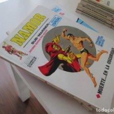 Comics : (VERTICE-V-1) NAMOR - Nº: 9 .- EXCELENTE.-. Lote 193565188