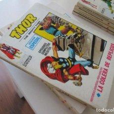 Comics : (VERTICE-V-1) THOR - Nº: 7 .- EXCELENTE.-. Lote 193565892