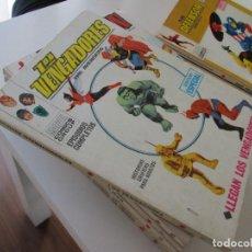 Comics : (VERTICE -V.1) LOS VENGADORES - Nº: 1 - MBE.-. Lote 193568266