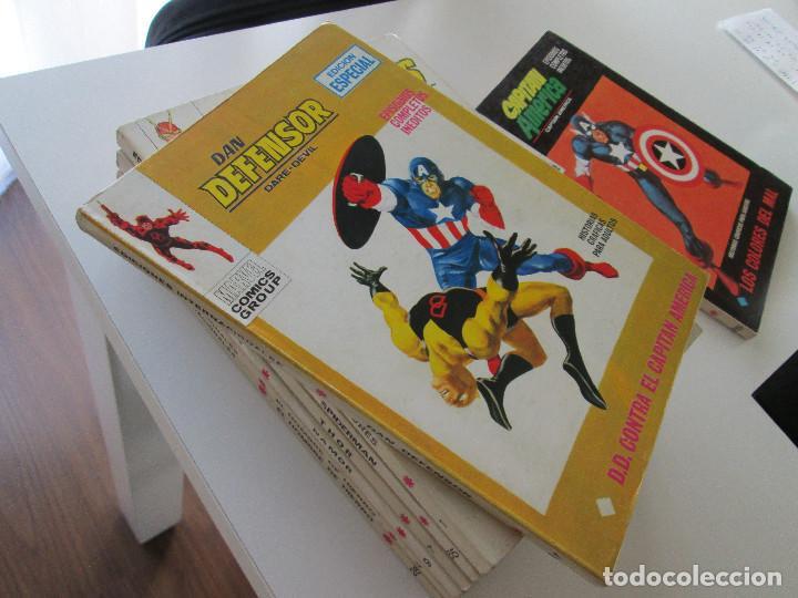 (VERTICE V.1) DAN DEFENSOR - Nº: 17 .- MBE.- (Tebeos y Comics - Vértice - Super Héroes)