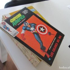 Comics : (VERTICE -V.1) CAPITAN AMERICA - Nº: 25 - MBE.-. Lote 193568796