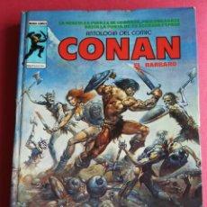 Fumetti: TOMO 1 ANTOLOGÍA DEL CÓMIC CONAN EL BÁRBARO. Lote 193610247