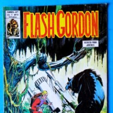 Cómics: FLASH GORDON - VOL. 1 - Nº 43 - LA REINA TIGRA 3ª PARTE - VÉRTICE. Lote 193786321