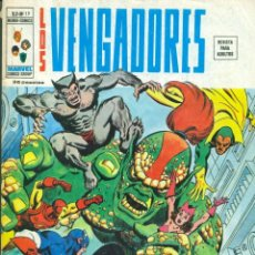 Cómics: LOS VENGADORES V2-19 (VERTICE). Lote 193807393