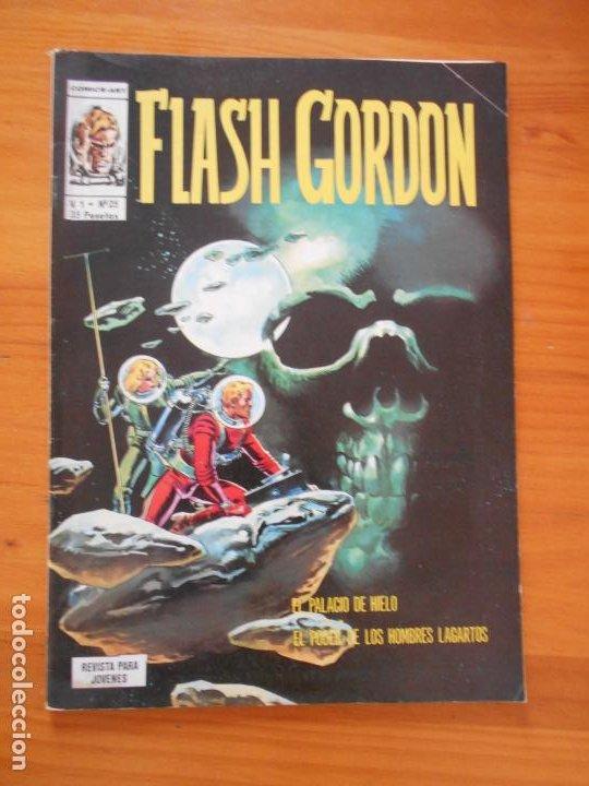 FLASH GORDON VOL. 1 Nº 25 - VERTICE (IT) (Tebeos y Comics - Vértice - Flash Gordon)