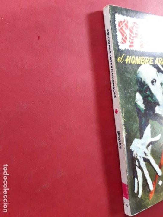 Cómics: SPIDER Nº 13 VERTICE EXCELENTE ESTADO VER FOTOGRAFIAS - Foto 4 - 193915826