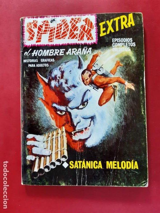 SPIDER Nº 22 VERTICE EXCELENTE ESTADO VER FOTOGRAFIAS (Tebeos y Comics - Vértice - V.1)