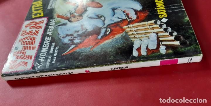 Cómics: SPIDER Nº 22 VERTICE EXCELENTE ESTADO VER FOTOGRAFIAS - Foto 3 - 193915996