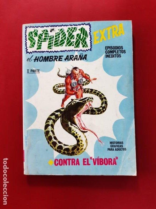 SPIDER Nº 23 VERTICE EXCELENTE ESTADO VER FOTOGRAFIAS (Tebeos y Comics - Vértice - V.1)