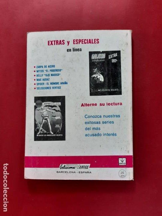 Cómics: SPIDER Nº 23 VERTICE EXCELENTE ESTADO VER FOTOGRAFIAS - Foto 3 - 193916133